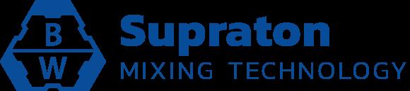 Supraton logo Blue